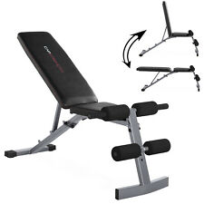 ProGear 1300 Adjustable 12 Position Weight Bench With an Extended 800lb Weight C