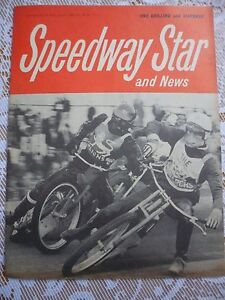 Speedway Star and News 6th June  1969 - Calne, United Kingdom - Speedway Star and News 6th June  1969 - Calne, United Kingdom
