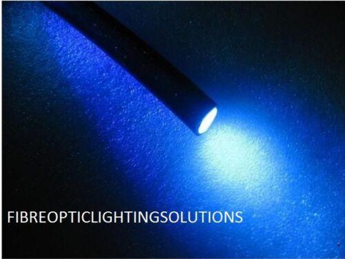 0.75mm Diameter Solid Core End Glow Fibre optic Cable