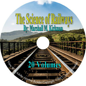 The-Science-of-Railways-20-Volumes-Books-on-CD-Train-Railroad-Service-Handbook