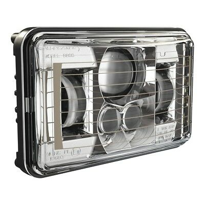 JW Speaker 0554471 12-24V DOT//ECE LED RHT High /& Low Beam Headlight