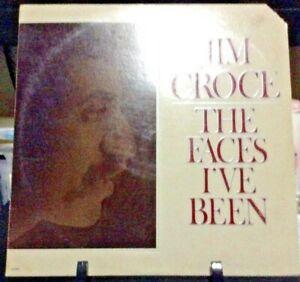 JIM CROCE The Faces I've Been Double Album Released 1975 Vinyl/Record Album US