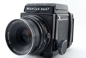 034-EXC-5-034-Mamiya-rb67-Pro-Sekor-NB-127mm-f3-8-120-Film-Back-Kapuze-Japan-7250