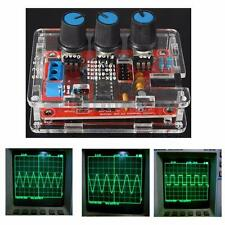 XR2206 1Hz-1MHz Function Signal Generator Sine Square Triangle Wave Output kits