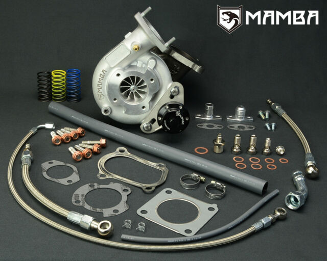 Mamba Ball Bearing Turbocharger Gt2871r for Toyota 1hd-fte Land Cruiser  Hdj100