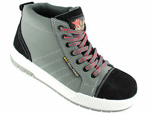 bullpower s3 sneaker sicherheitsschuhe extrem leicht art 25611 ebay. Black Bedroom Furniture Sets. Home Design Ideas