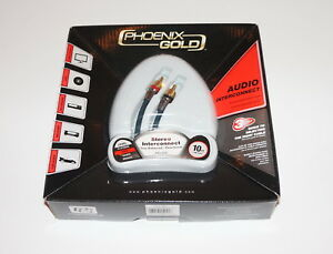 Image Is Loading PHOENIX GOLD 600 SERIES SUBWOOFER MONO CABLE