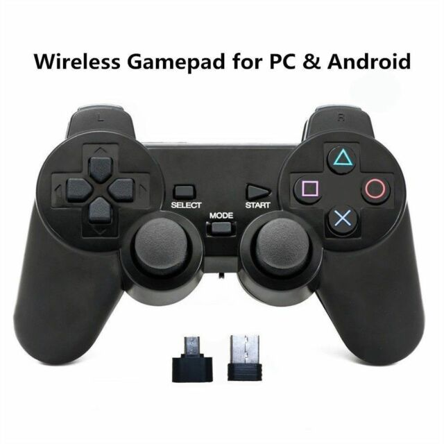 2.4 GHz wirelessGamepad telecomando gioco joypad game controller per PC Android
