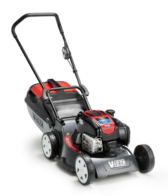 Victa Mustang Lawnmower. Upgraded 2019/20 Model.   Authorised Victa Gold Dealer.