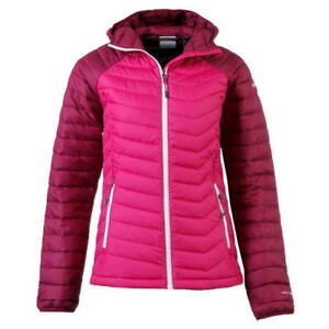 Jacket Size Ladies Powder uk14 Large Columbia RqwaY5T