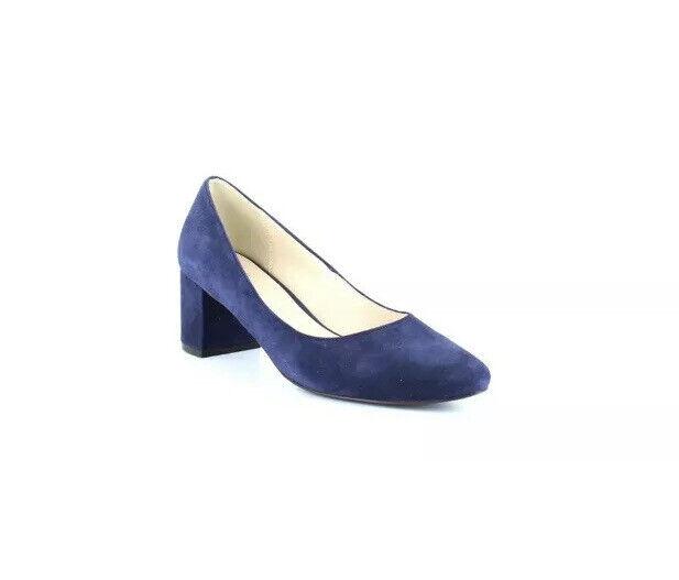 NIB Cole Haan Justine Pumps Blue Size 7