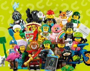 New-Genuine-Lego-Series-19-71025-Minifigures-Free-Postage