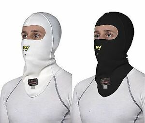 P1 Racewear Open Face Modacrylic Nomex Balaclava FIA Approved