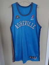 NWOT Reebok NBDL Asheville Altitude Team Issued Premium Stitched Jersey Men 46