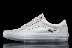 Details about VANS - Old Skool Pro (Rowan Zorilla) Checkerboard White  VN0A346SN1V