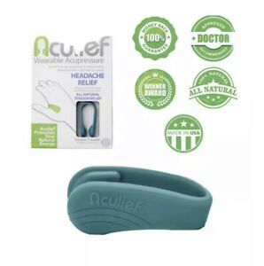 Aculief - Natural Headache Tension Relief - Wearable ...