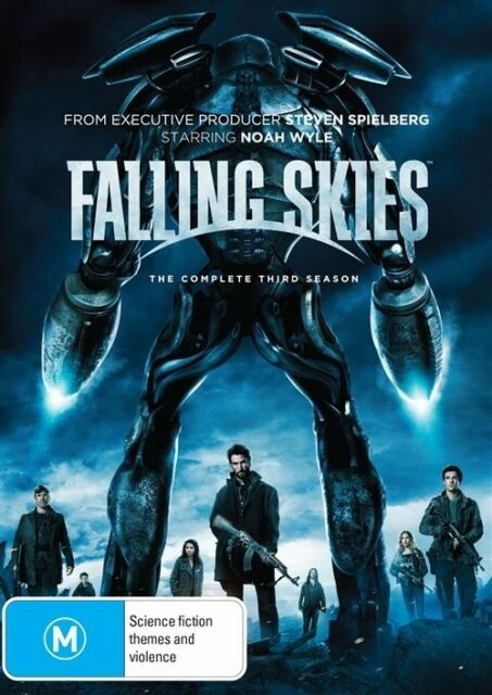 NEW Falling Skies : Season 3 (DVD, 2014, 3-Disc Set)