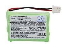 Battery For Tri-tronics G2 Pro, Pro 500xl, Pro 500xls ( P/n 1038100-d, 1107000 )