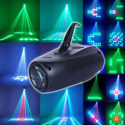 Mini Projector LED Laser Weihnachten Party Licht Effekte DJ Disco Bar KTV Stage