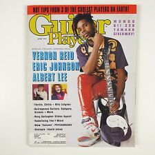 Guitar Player Magazine June 1991 Private Lesson Issue Lee Johnson Reid Gallagher