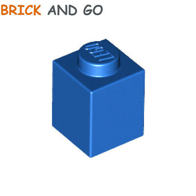LEGO 1 x 1 BLUE  BRICKS  x 16 PART 3005