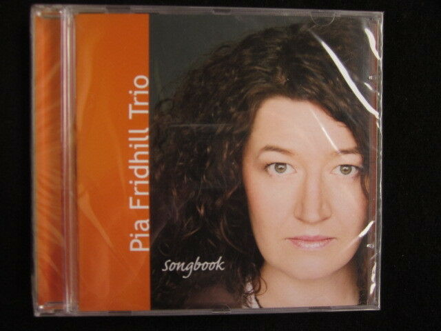 Pia Fridhill Trio - Sonbook (CD) NEU & OVP!