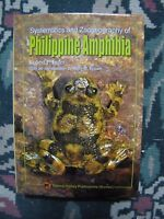 Philippine Amphibia By Robert F. Inger Hardback W/dj