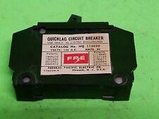 Federal Pacific Noark Fpe Nq11030 Quicklag Circuit Breaker 1p 30a 120v Type Nq