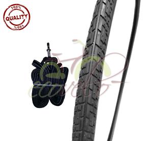 2 tire-tires-Bike Bicycle CONDORINO Black Para 700 x 28 1 5//8