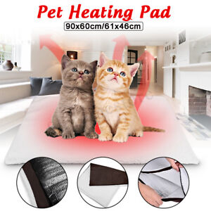 S-L-Dog-Cat-Pet-Mat-Bed-Pad-Self-Heating-Soft-Warm-Rug-Thermal-Washable-Pillow