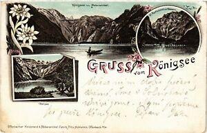 CPA-AK-Gruss-vom-Konigsee-GERMANY-879470