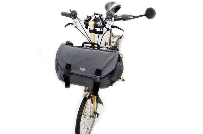 For Brompton Bike Bag Messenger Bag Front Bag Carrier Bicycle Bag Shoulder Bag