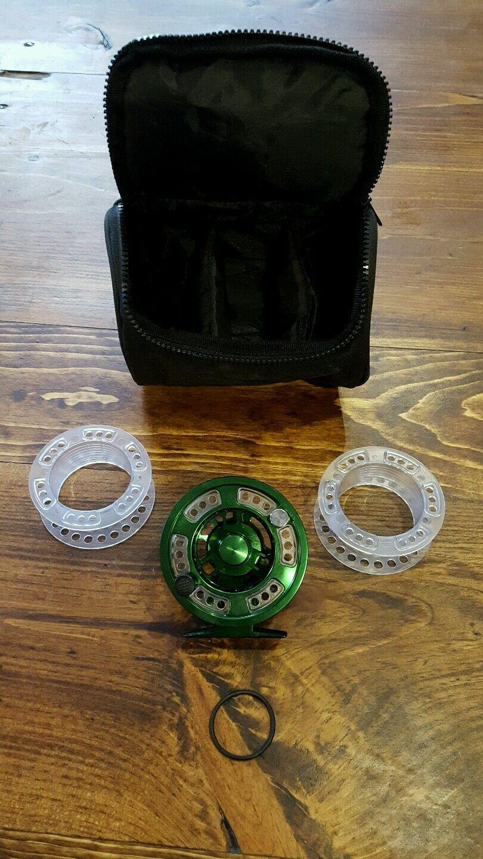 35  Cassette Reel verde