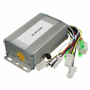 36V-48V-350W-Electric-Bicycle-E-bike-Scooter-Brushless-DC-Motor-Controller-NEW