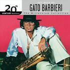 20th Century Masters - The Millennium Collection: The Best of Gato Barbieri by Gato Barbieri (CD, Aug-2004, A&M (USA))
