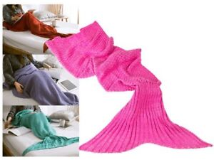 Divano Forma Rosa : Coperta plaid soft a forma di sirena con coda 140 x 70 cm rosa