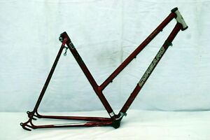 Orion-Corsaro-USA-Touring-Road-Bike-Frame-53cm-Small-Double-Butted-Steel-Charity