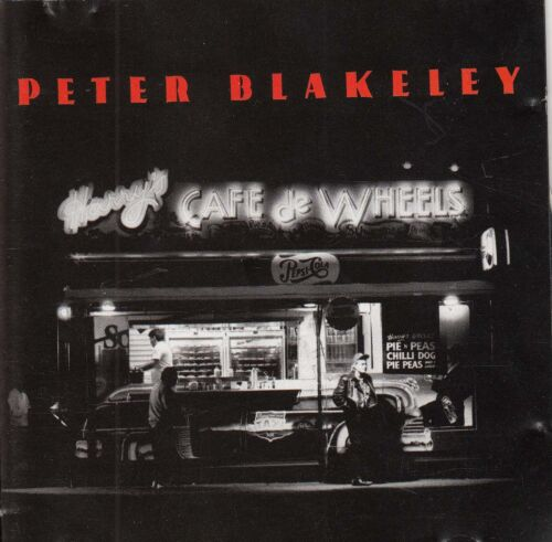 1 of 1 - PETER BLAKELEY Harry's Cafe De Wheels CD