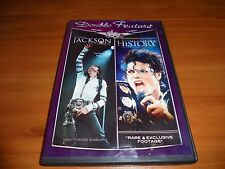 Michael Jackson: Life of a Superstar/History: The King of Pop (DVD 2010) Used