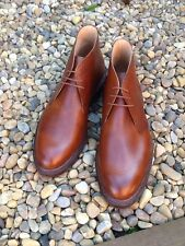 CROCKETT & JONES.CHEPSTOW. MADE IN ENGLAND. UK 9. EU 43. High end chukkas.