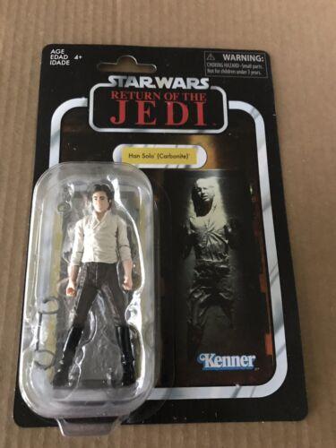 STAR WARS Collection Vintage Han Solo Carbonite Figure VC136 le retour du jedi Jabba/'s Palace