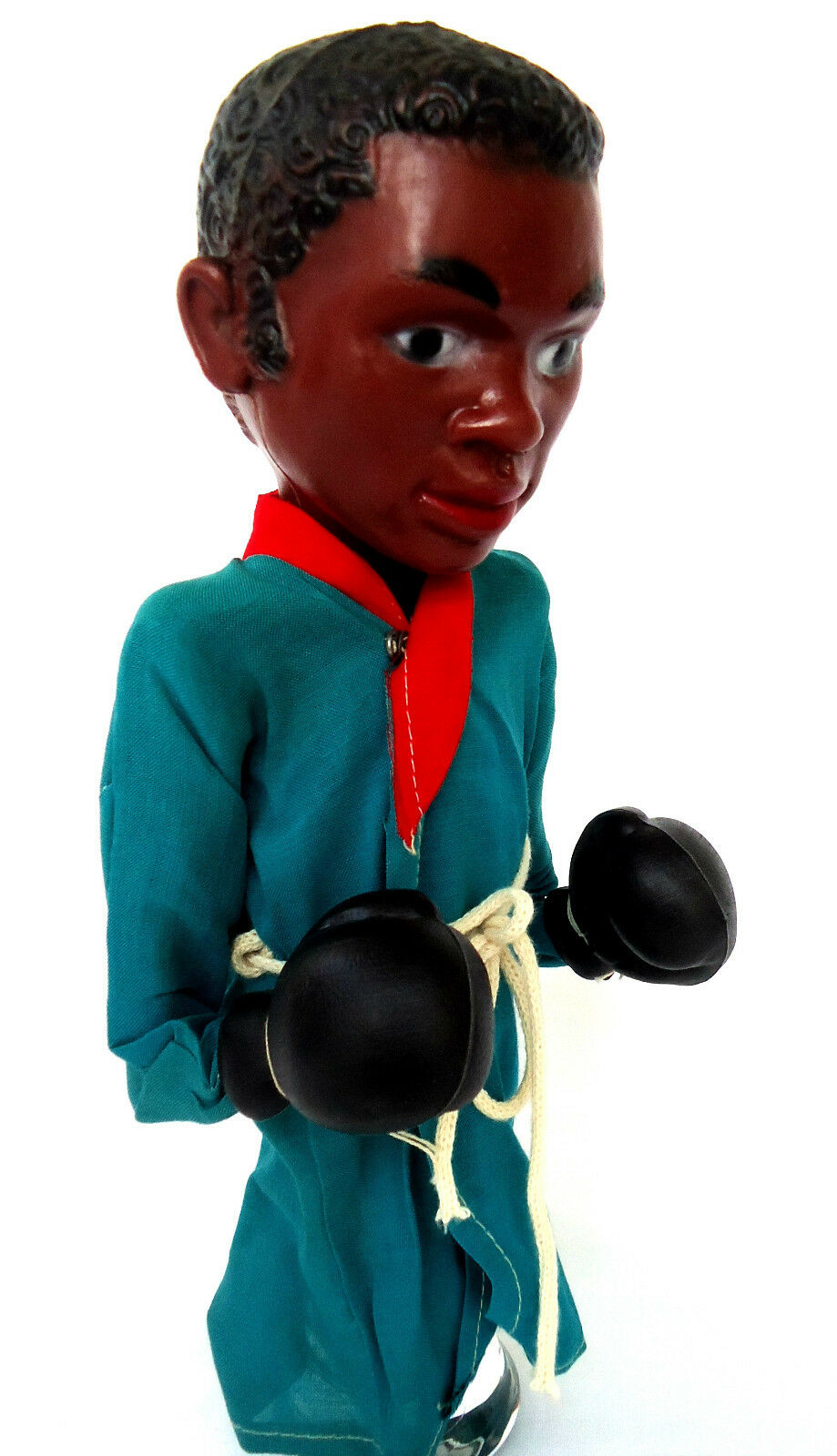 Muhammad Ali-Jahr Boxing Hand Puppet-Scarce Collectable - Cassius Clay