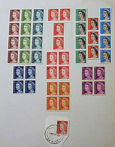 Stamp-Australian-Decimal-1966-QEII-Heads-Mint-1c-7c-5c-O-Stamp-amp-Coil-57