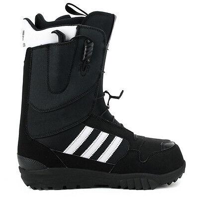 Adidas Men's Originals ZX 500 Black/White Snowboard Boots D69153 NEW!