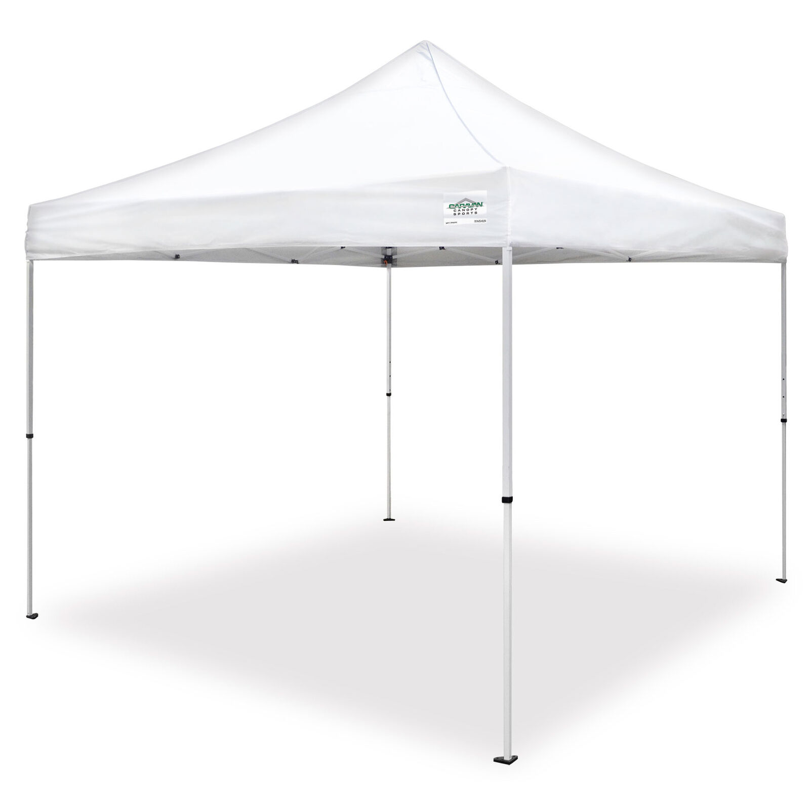 Caravan Canopy M Series Pro 2 10 x 10 Foot  Straight Leg Instant Canopy, White  store sale outlet