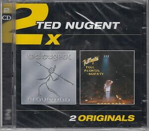 Ted-nugend-Craveman-Full-frontale-Nugity-2cd-NUOVO