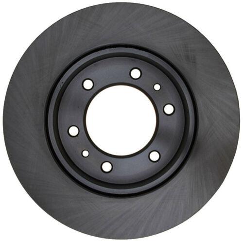 Disc Brake Rotor-Non-Coated Front ACDelco Advantage 18A1776A