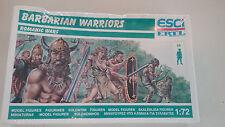 1/72 scale Esci / Ertel Barbarian Warriors ( Roman Wars )