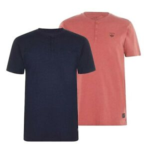 Mens-Firetrap-Classic-Crew-Soft-Short-Sleeves-Orbit-T-Shirt-Sizes-from-S-to-XXL
