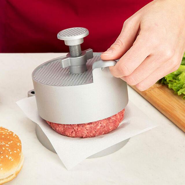 Single burger mold